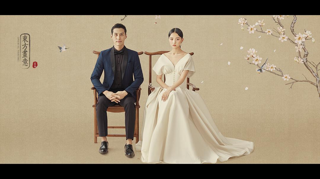 东方画意 丨婚纱摄影界的文艺复兴